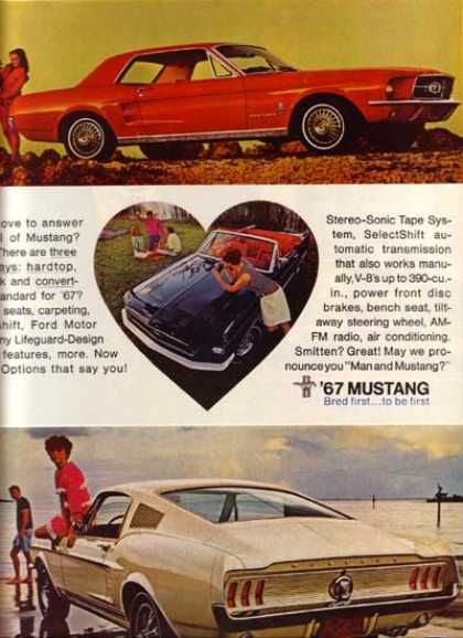 Ford's Mustang/ Cobra (1966)