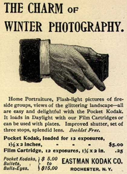 Kodak – The Charm of Winter Photography.