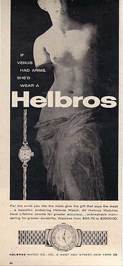 Helbro's Watches (1956)