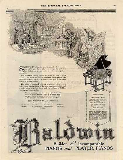 Baldwin Piano (1920)