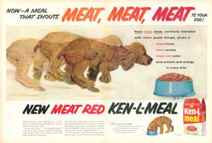 Ken L Ration Dog Food (1959)