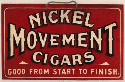 Nickel Movement Cigars – Nickel Movement Cigars