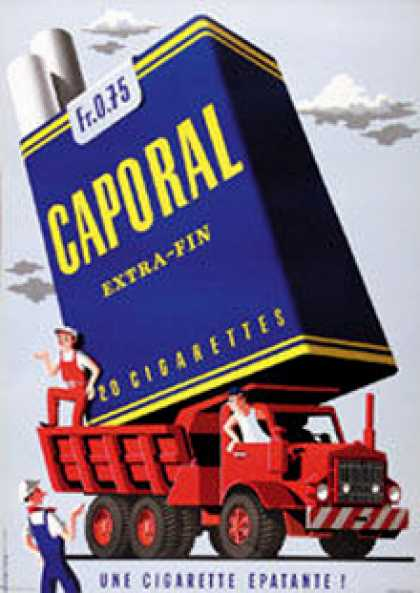 Caporal – Pierre Duvermay – Suiza (1961)