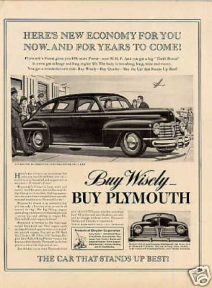 Plymouth Car (1942)