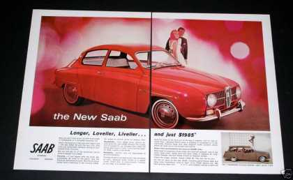 Saab 65', Stunning, Swedish (1964)