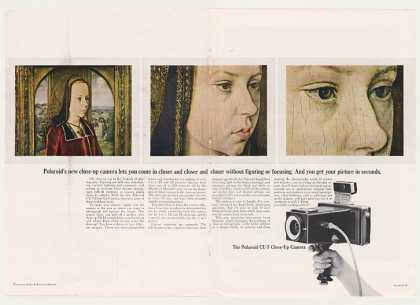 Polaroid CU-5 Close-Up Camera Double-Page (1965)