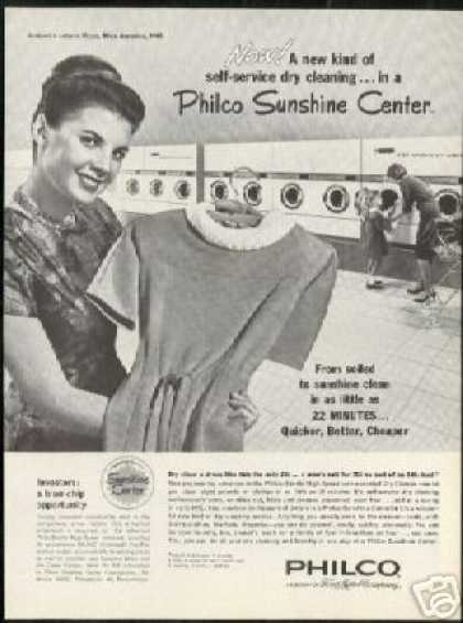 Miss America Photo Print Philco Sunshine Center (1962)
