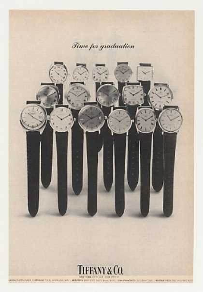 Tiffany & Co Graduation Watches Photo (1970)