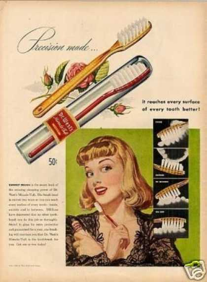 Dr. West's Toothbrush (1946)