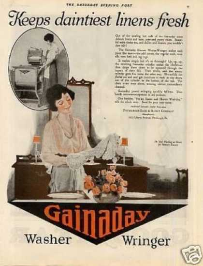 Vintage Household Ads Of The 1920s Page 18