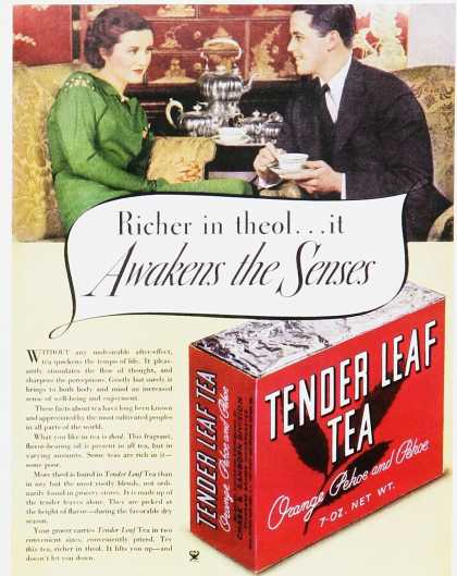Tender Leaf Tea