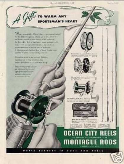Ocean City Reels & Montague Rods (1948)