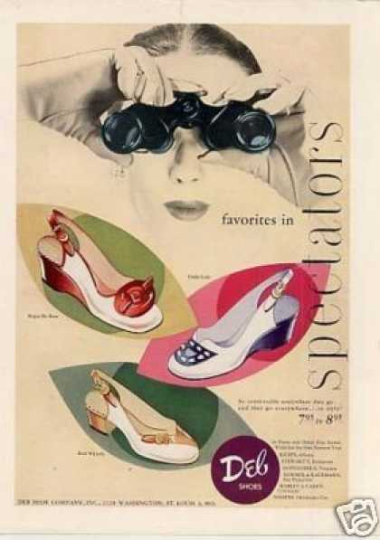 Deb Shoes (1950)