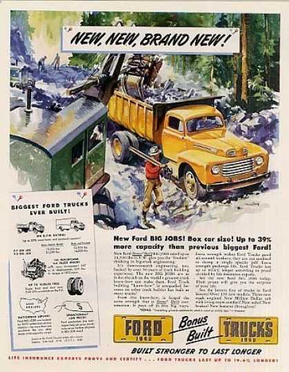 Ford Truck (1948)