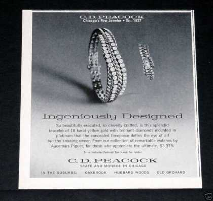 C.d. Peacock Jewelers, Chicago (1964)