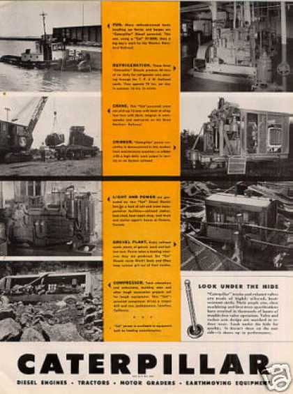Vintage Industry Ads Of The 1950s Page 13
