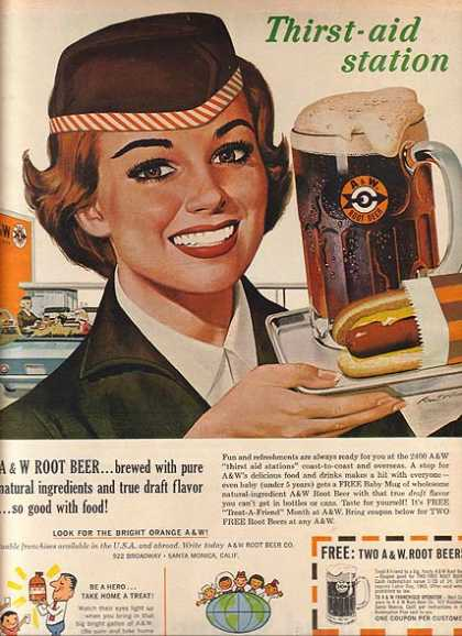 A &amp; W (1965)