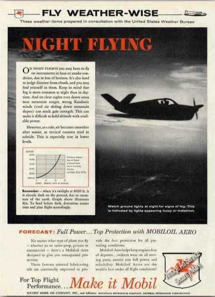 "Fly Weather-wise ""Night Flying"" Mobil (1956)"