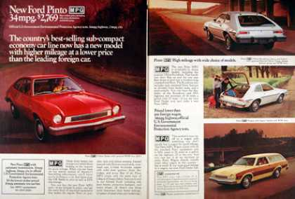 Ford Pinto Line (1975)