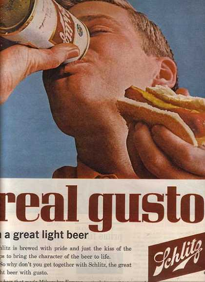 Great light beer (1962)