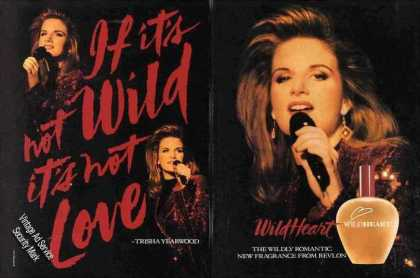 Trisha Yearwood Photos Wildheart From Revlon (1993)