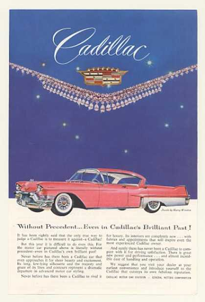 Pink Cadillac Harry Winston Jewels (1957)