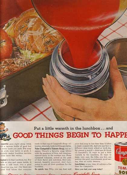 Campbell's Tomato Soup (1959)
