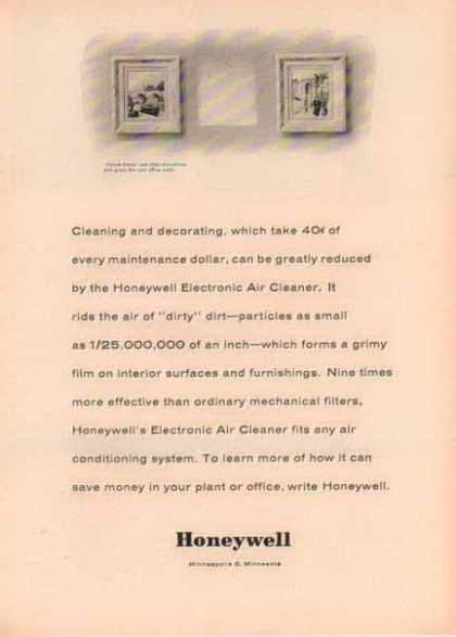Honeywell – Technology History (1958)