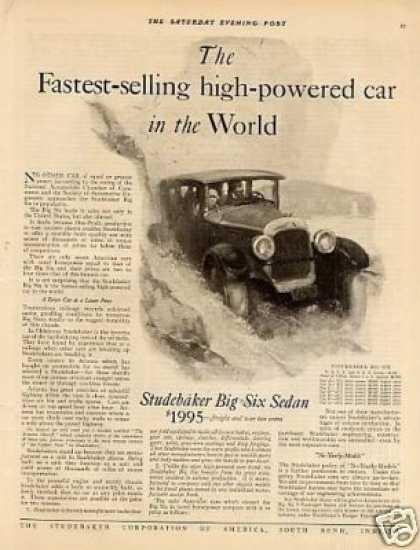 Studebaker Big Six Sedan (1926)