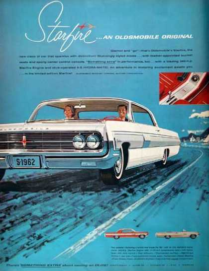 Oldsmobile Starfire Coupe (1962)