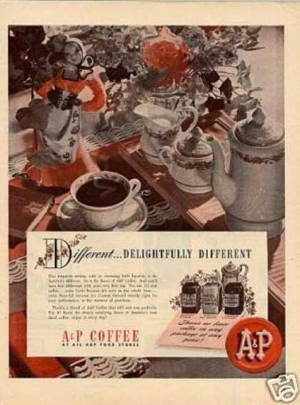A&p Coffee (1945)