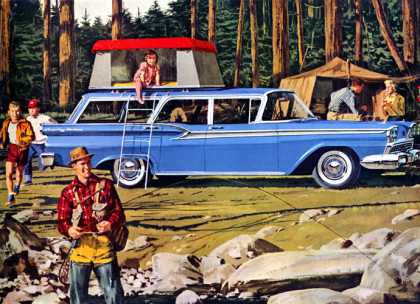 Ford Country Sedan (1959)