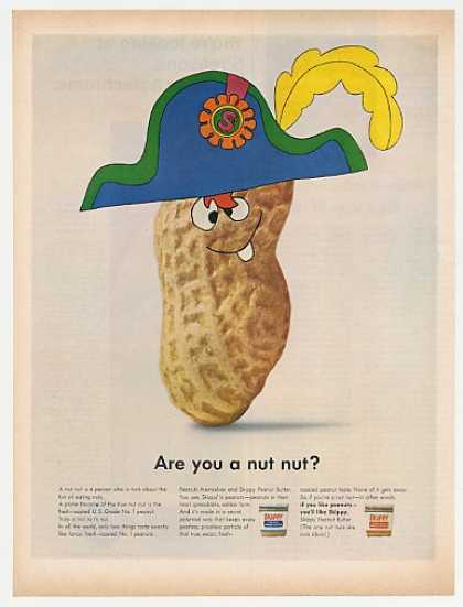Are You a Nut Nut? Skippy Peanut Butter (1966)
