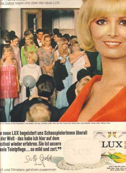 Lux&#8217;s German (1967)