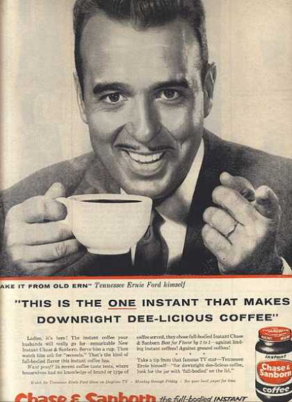 Chase & Sanborn's Tennessee Ernie Ford (1956)