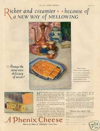 Phenix Cheese Color (1925)