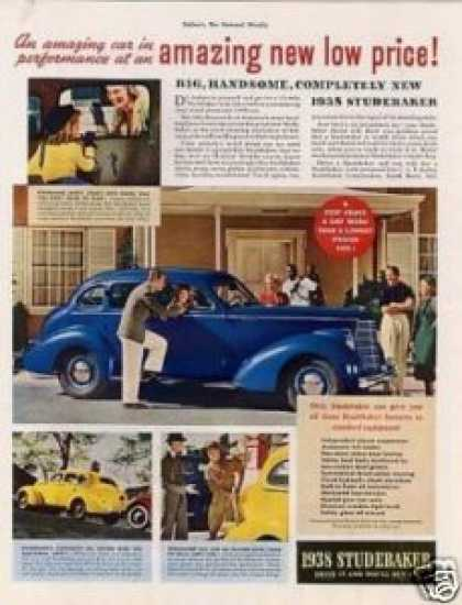 Studebaker Car Color (1938)