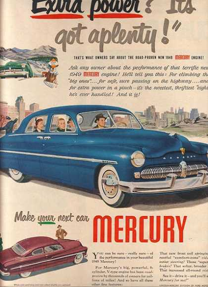 Ford's Mercury (1949)