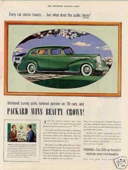 Packard 120 Touring Sedan Color (1939)