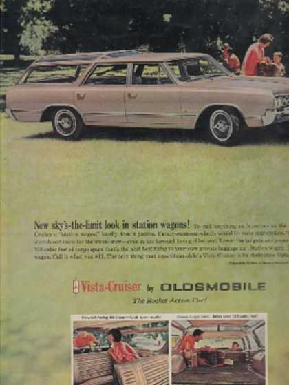 General Motor's Oldsmobile Cutlass (1964)