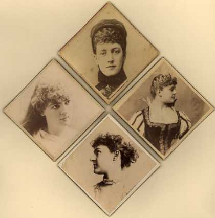 W. Duke Sons & Co.'s Preferred Stock – Actresses – Image 4