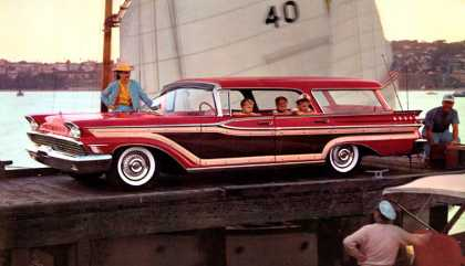Mercury Colony Park Country Cruiser (1959)