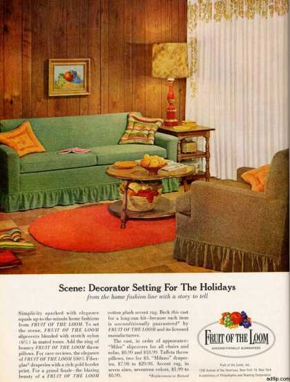 Fruit of the Loom (1963)