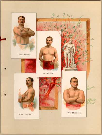 Allen & Ginter – Album of Worlds Champions – Image 4