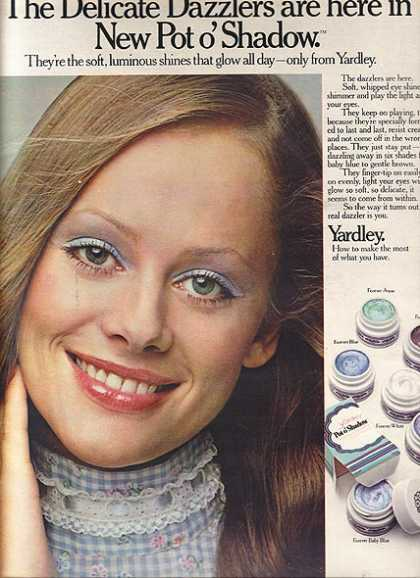 Yardley's New (1973)