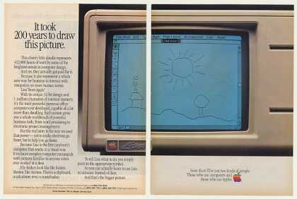 Apple Lisa Personal Computer (1983)