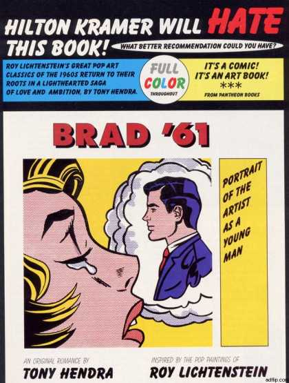 Pantheon Book's Brad '61 (1994)