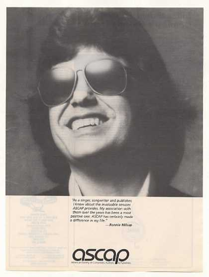 Ronnie Milsap ASCAP Photo (1983)