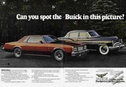Can You Spot the Buick In This Picture? (1976)