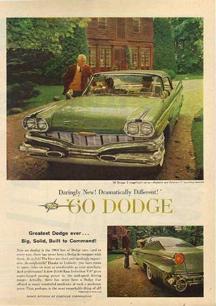 Chrysler's Dodge (1959)